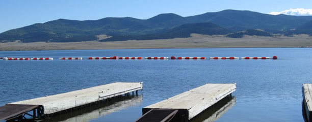 11-Mile Resevoir Swimming Buoys